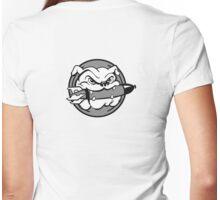 Striker Eureka Bulldog Womens Fitted T-Shirt
