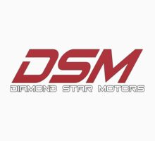 DSM - Diamond Star Motors d1  by Hector Flores