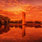 Wake Up Canberra Time to Rise Sunrise 19th Jan  14 by Kym Bradley