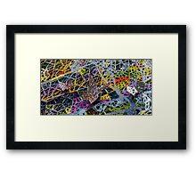 Wintergarden Facade Framed Print