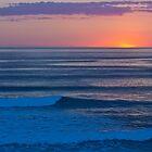 Sunset Surf by PhotoJoJo