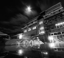 Nozawa Village by Quentin Jarc