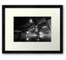 Nozawa Village Framed Print
