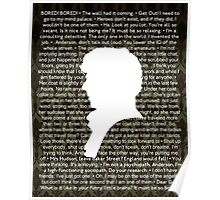 SHERLOCK Best of Quotes Poster