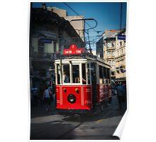Tramcar Poster