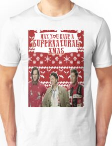 Supernatural Christmas Unisex T-Shirt