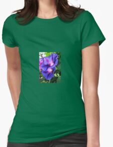 A Pair of Vibrant Morning Glories In Full Bloom T-Shirt