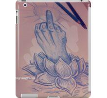 monday mornings. iPad Case/Skin