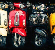 Scooters by Dobromir Dobrinov