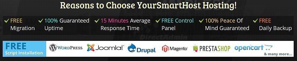 Linux shared, VPS & dedicated hosting | cPanel, Plesk & WHM for VPS hosting by SmartRoss