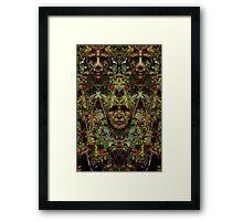 Waldgeist Framed Print