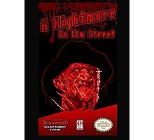 Elm Street NES Photographic Print