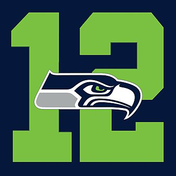 Seahawks 12th Man Clip Art