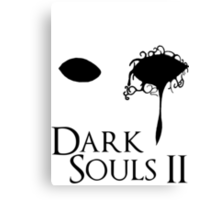 *AWESOME* DarkSouls II, Eyes of Descent Canvas Print