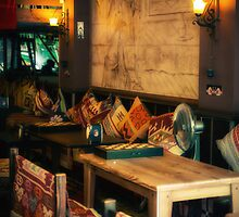 Cafe by Dobromir Dobrinov