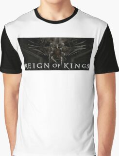 Reign of Kings Graphic T-Shirt