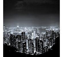 Hong Kong Horizons Photographic Print