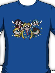 SailorPuff Girls T-Shirt