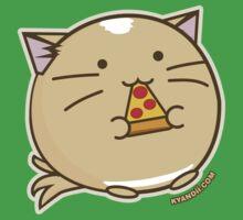 Fuzzballs Pizza Cat Kids Clothes