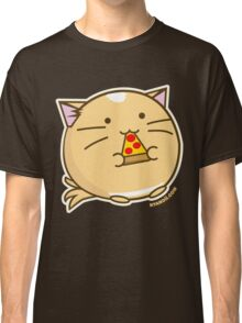 Fuzzballs Pizza Cat Classic T-Shirt