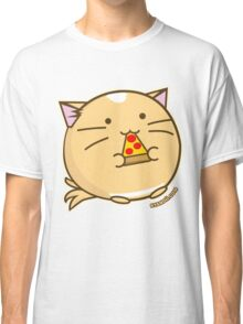 Fuzzballs Pizza Cat Classic T-Shirt