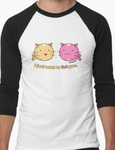 Fuzzballs I Just Want To Lick You Men's Baseball ¾ T-Shirt