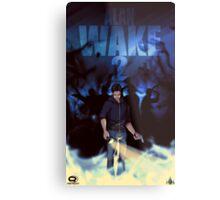 Alan Wake 2 Fan Poster Metal Print