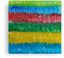 OCEAN OF COLORS Canvas Print