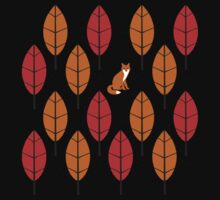 Autumn Fox Baby Tee