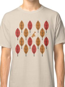 Autumn Fox Classic T-Shirt