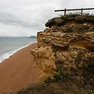 Burton Bradstock Cliff Tops by edesigns14