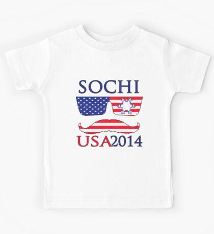 Sochi 2014 2 Kids Tee