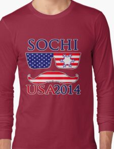 Sochi 2014 2 Long Sleeve T-Shirt