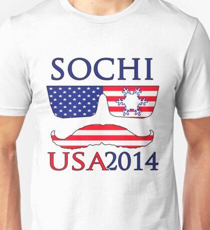 Sochi 2014 2 Unisex T-Shirt