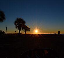 Sunrise This Morning Jan 20th 2014 by imagetj