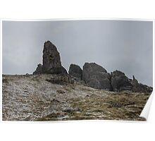 Isle of Skye - Old man of Storr Poster