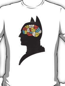 Batman Phrenology T-Shirt
