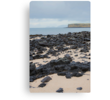 Dunvegan Beach Canvas Print