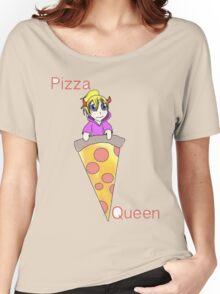 Pizza Queen Women's Relaxed Fit T-Shirt