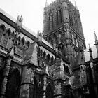 Lincoln Cathedral by acrichton