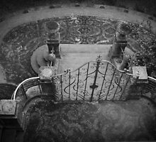 ancient gate by SugarDoLL