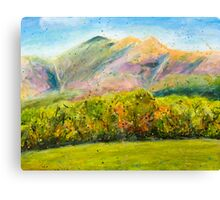 Skiddaw Canvas Print