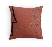 Prima Facie Throw Pillow
