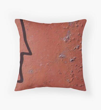 Prima Facie Throw Pillow