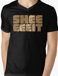 The Senator's Sheeeit Mens V-Neck T-Shirt