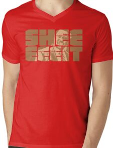 The Senator's Sheeeit Mens V-Neck T-Shirt