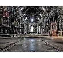 St Conans Kirk, Lochawe, Argyll Photographic Print