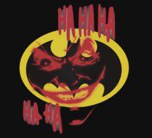 joker and batman T-Shirt