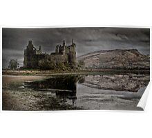 Kilchurn Castle, Loch Awe, Argyll, Scotland Poster