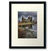 Kilchurn Castle, Loch Awe, Argyll, Scotland Framed Print